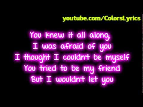 Rebecca Black - My Moment (Lyrics HQ)