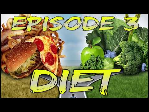 Project Reclamation Podcast Episode 3 Diet