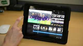Shooting and editing video on the iPad with iMovie - Tech Tips - YCTV 1403