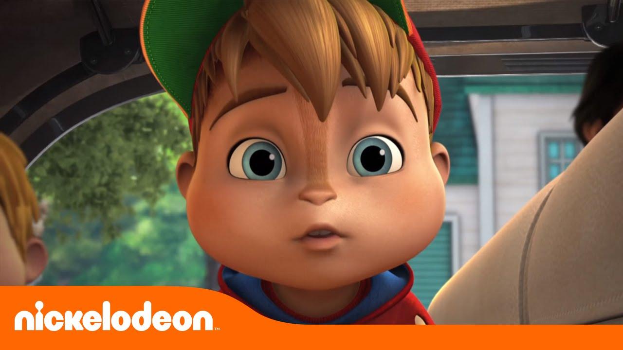 Alvinnn Y Las Ardillas Alvin Enamorado Nickelodeon En Español Youtube