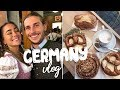 GERMANY VLOG! Shop with us for Oktoberfest costumes | Julia Havens