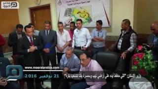 مصر العربية | وزير الاسكان: