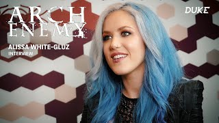 Arch Enemy - Interview Alissa White-Gluz - Paris 2017 - Duke TV [VOSTFR]