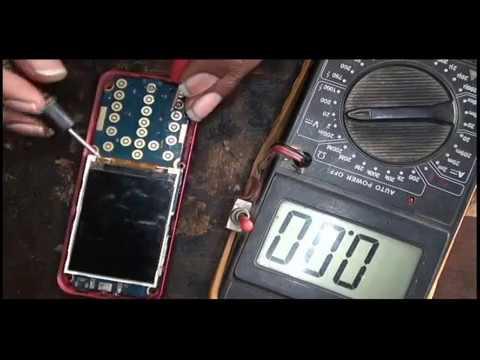 karbonn k9 keypad solution in 1,4,7 & calling batan 100% warking