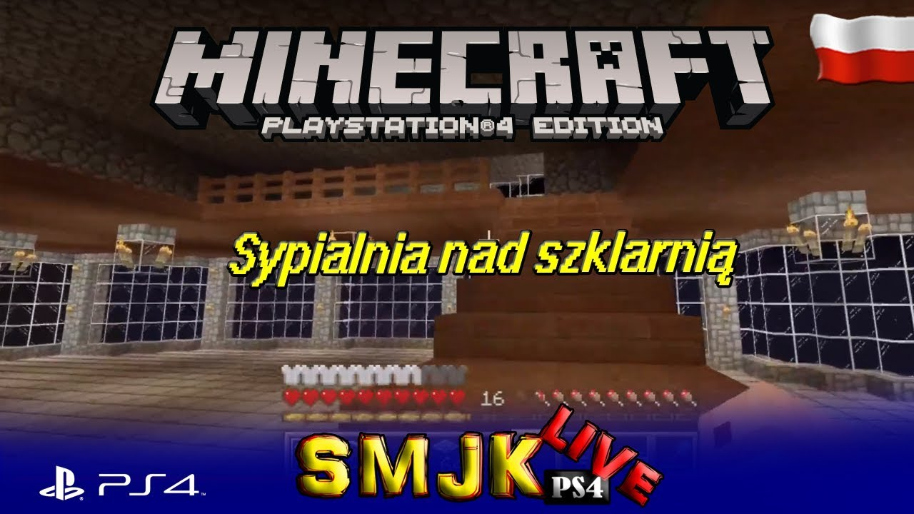 Sypialnia Nad Szklarnią Minecraft Ps4 Pro Pl 14
