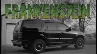 Frankenstein Intro: EXO's New Bass Machine For Upcoming 4th Order Bandpass on 4 18's & 10,000 Watts