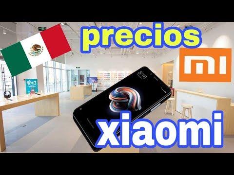 TIENDA XIAOMI MEXICO, PRECIOS OFICIALES en TELEFONOS. MI store