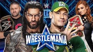 UMS8 Wrestlemania Night 2 Highlights WWE 2K