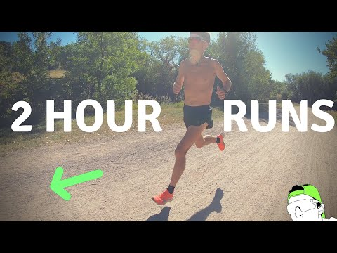 Marathon Training: the 2 hour Principle