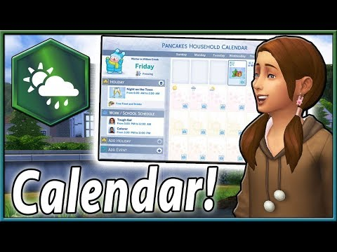 The Sims Info/Thoughts: Calendar Breakdown, Mobile Internet Icon Event! thumbnail