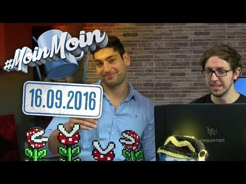 #MoinMoin mit Andreas und Gino | Die besten Gino+ Intros, Tiere und Orgasmen | 16.09.2016
