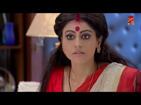Aamar Durga - Indian Bangla Story - Epi 546 - Oct 13, 2017 - Zee Bangla TV Serial - Best Scene