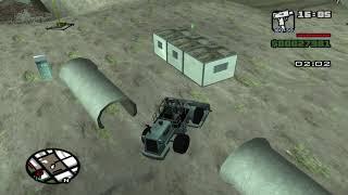 Grand Theft Auto San Andreas  Misiunea#40 Demolarea RO