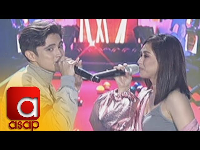 "ASAP: Sarah G. and James Reid sing ""Back To You"""