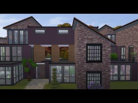 The Sims 4 | Nedde sisustaa - #1 Uus sarja & upee moderni talo