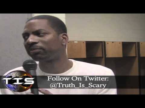 Tony Rock Questions Why Black People Only Get Sickle Cell & Space Station & More w/ TRUTHISSCARY.com