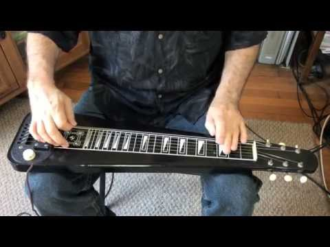 The Lonely Bull - lap steel guitar