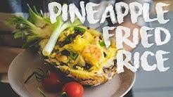 How To Make Thai Pineapple Fried Rice | Khao Phad Saparot  | Authentic Family Recipe #33