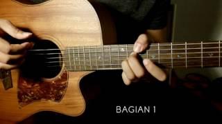"""Gambar cover Adhitia Sofyan """"Memilihmu"""" Tutorial Gitar - Video 1 : Chord Dasar & Petikan."""