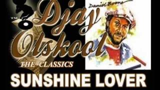 SUNSHINE LOVER...Daniel Boone