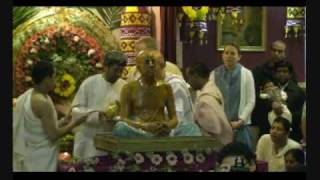 ISKCON Sydney - Srila Prabhupada Abhisheka - 15.08.09