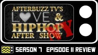 Love & Hip Hop: New York Season 7 Episode 11 Review & After Show | AfterBuzz TV