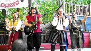Video The Jolly Rogers- A Drop of Nelsons Blood download MP3, 3GP, MP4, WEBM, AVI, FLV Juni 2018