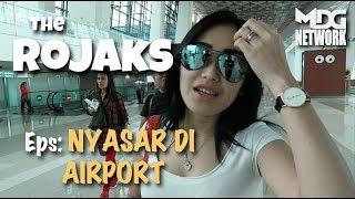 Ayu Ting Ting Nyasar Di Airport Soekarno Hatta