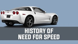 Repeat youtube video History of Need For Speed (1994-2015)