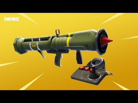 Fortnite presents its new guided missile in a fun trailer