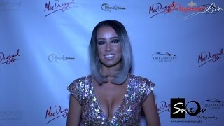 PageantLive on the Miss Universe Red Carpet - Featuring Lisa Opie