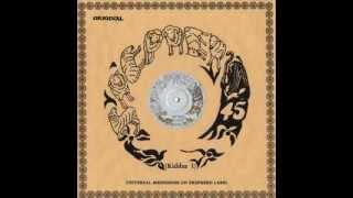 Kiddus I - Fire Burn - (Shepherd / Dub Store Records - DSR-KI12-03)