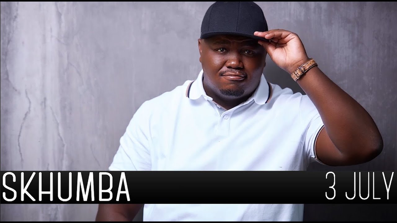 Skhumba Talks About HIs COVID-19 Test