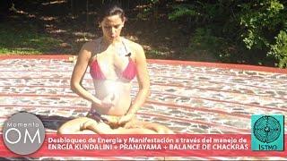 Meditación Kundalini + Pranayama + Chakra Balance. Desbloqueo energetico y Manifestación.