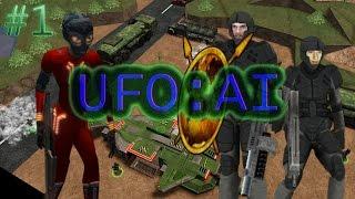 UFO: Alien Invasion Gameplay - #1 - Close Encounter