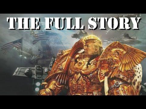 EMPEROR TRUMP : The Full Story (TFS #5)