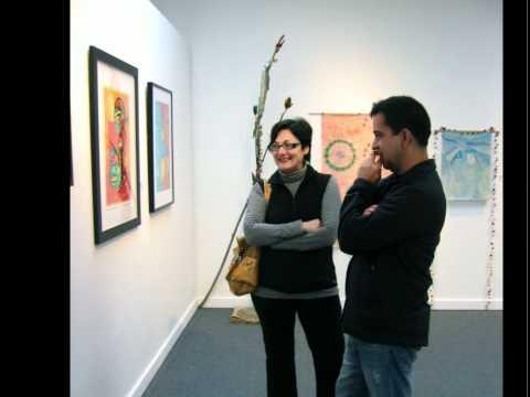 CHICANO ART EXHIBIT 2011.m4v