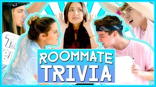 BFF SCAVENGER HUNT | ROOMMATE WARS