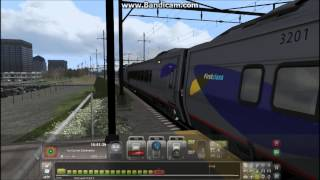Train Simulator 2013 Hd Exclusive: Super Acela Trainset (16 Cars) From Philly To New York Penn