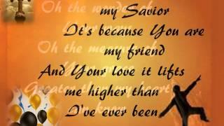Because I'm Forgiven. Philips, Craig & Dean + Lyrics