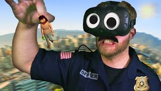 BUSTING CABBAGE HEADS! | Giant Cop: Justice Above All