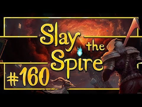 Lets Play Slay the Spire: March 19th 2018 Daily  Episode 160