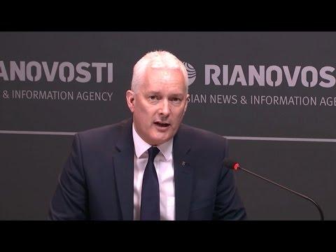 Dr Paul Monaghan MP - RIA Novosti