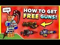 *NEW* How to Get ALL GUNS FREE in Pixel Gun 3D!!