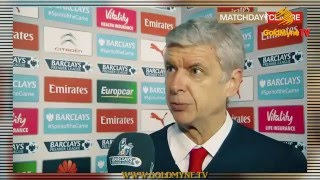 ARSENE WENGER FRUSTRATED OVER 0-0 DRAW TO SOUTHHAMPTON