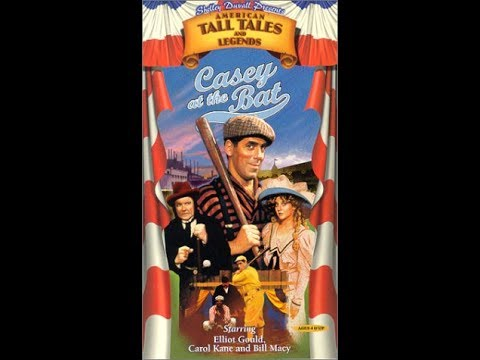 Shelley Duvall's American Tall Tales & Legends - Casey At The Bat (1998 Lyrick Studios VHS Rip)