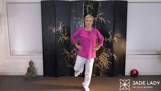 Warm Up 3 – Focus on Balance