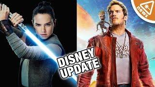Disney Reveals Latest on Star Wars, Fox Deal, Disney Plus & More! (Nerdist News w/ Jessica Chobot)