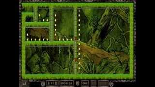 Lode Runner: The Legend Returns (1/38): Moss World (1/3)