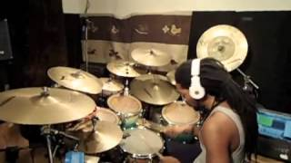 "Drum Cover : ""Leave You Alone"" By Young Jeezy Ft. Ne-Yo (Explicit) (HQ)"
